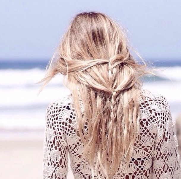 beach-beautiful-blonde-braid-Favim.com-2783265