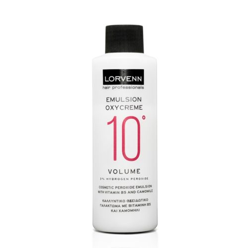 Lorvenn Oxycreme 10°vol οξειδωτικό γαλάκτωμα, 70ml.